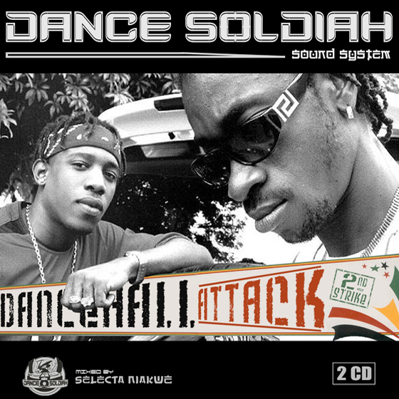 DANCEHALL ATTACK VOL 2 CD1